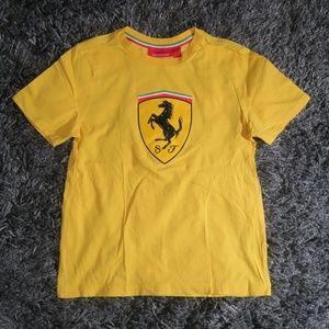 Ferrari Shirt Kids